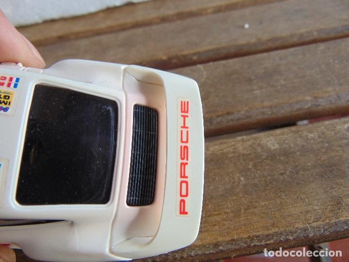 Scalextric: CIRCUITO CAJA DE SCALEXTRIC EXIN GT 21 CON LOS PORSCHE 959 ROJO Y BLANCO - Foto 18 - 68530949