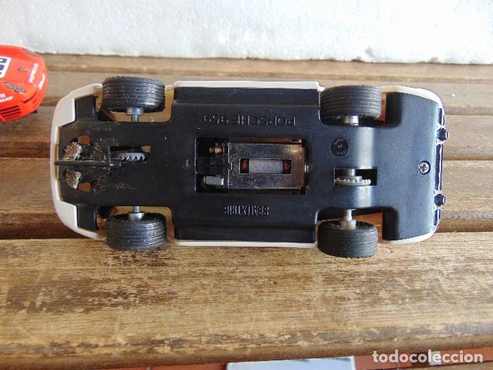 Scalextric: CIRCUITO CAJA DE SCALEXTRIC EXIN GT 21 CON LOS PORSCHE 959 ROJO Y BLANCO - Foto 21 - 68530949