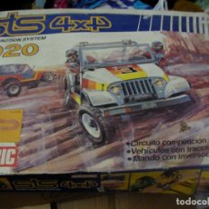 Scalextric: ANTIGUO SCALEXTRIC EXIN STS 4X4. Lote 68609845