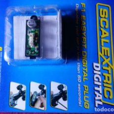 Scalextric: DECODER DIGITAL F1 EASYFIT DIGITAL PLUG DE SUPERSLOT. Lote 68771781