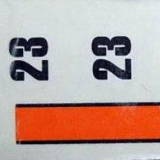 Scalextric: PORSCHE 917 RAYA AZUL NARANJA CALCAS AL AGUA SCALEXTRIC EXIN. Lote 179323766