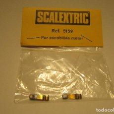 Scalextric: ESCOBILLAS NUEVAS PARA MOTOR RX1 SCALEXTRIC EXIN. Lote 85178484