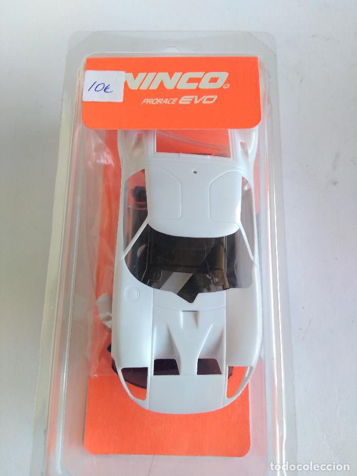 Ninco Carroceria Pro Race Evo Ford Gt Ref  Slot Scalextric