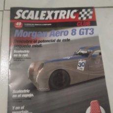 Scalextric: REVISTA CLUB SCALEXTRIC DICIEMBRE 2013 Nº 49. Lote 74746263