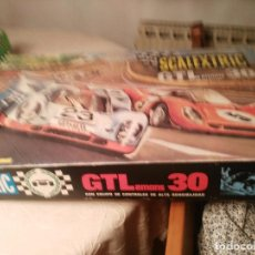 Scalextric: SCALEXTRIC GTLEMANS 30. Lote 74845443