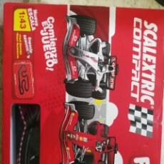 Scalextric - Scalextric compact pista y dos coches carrera - 75911851