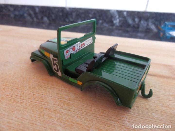 Scalextric Sts Carroceria Jeep Comprar Pistas Y Circuitos