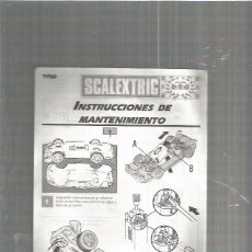 Scalextric: SCALEXTRIC ACCESORIO LOTE. Lote 80756018