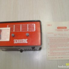 Scalextric - TRANSFORMADOR TR-1 SCALEXTRIC - 81074052