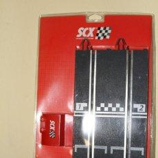 Scalextric: PISTA CONEXIONES SIN ESTRENAR COMPATIBLE CON SISTEMA ANALOGICO Y DIGITAL. Lote 83691492