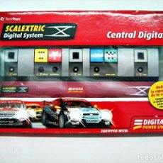 Scalextric: SCALEXTRIC. CENTRAL. DIGITAL SYSTEM. Lote 77110762