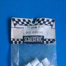 Scalextric - BIDONES PISTA SCALEXTRIC MM/A204 - 86402384
