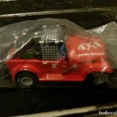 Scalextric: SCALEXTRIC MICRO JEEP DOOM BUGGY MARCHON MR-1 SLOT CARS COCHE NUEVO SIN USAR. Lote 86972880