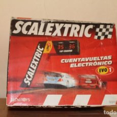 Scalextric: CUENTAVUELTAS CUENTA VUELTAS ELECTRONICO SCALEXTRIC 8803. Lote 87057440