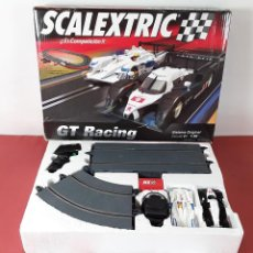 Scalextric: SCALEXTRIC GT RACING. CIRCUITO C1. 1/32. REF A10111S500. ESPAÑA. AÑO 2013.. Lote 103544514