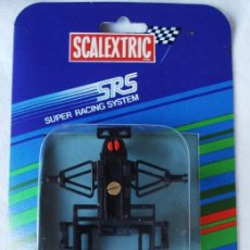 Scalextric: SCALEXTRIC SRS CHASIS COMPLETO ¡¡NUEVO!! ORIGINAL. AÑOS 80. Lote 147529588
