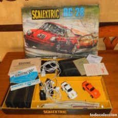 Scalextric: SCALEXTRIC RC 28 0RIGINAL EXIN AÑOS 70. Lote 93974640
