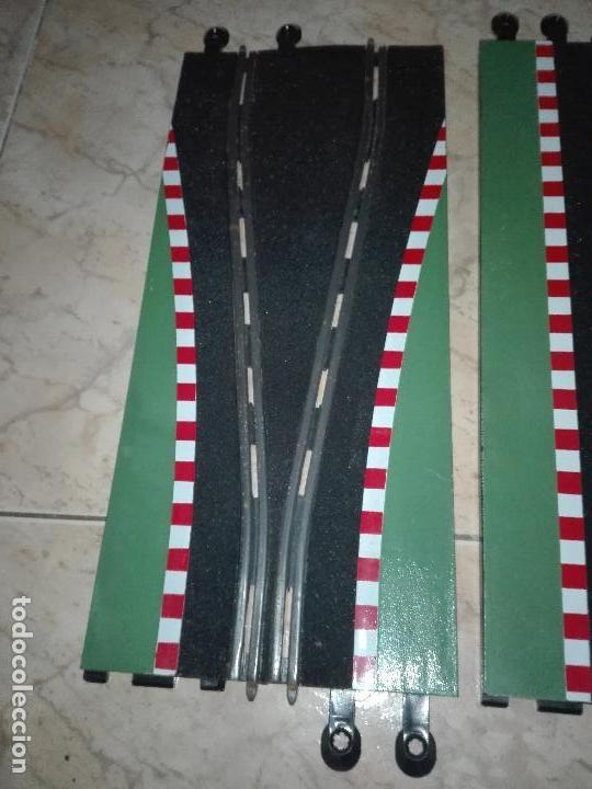 Scalextric: SCALEXTRIC Tecnitoys Pistas Chicane 3 Tramos - Foto 2 - 95078499