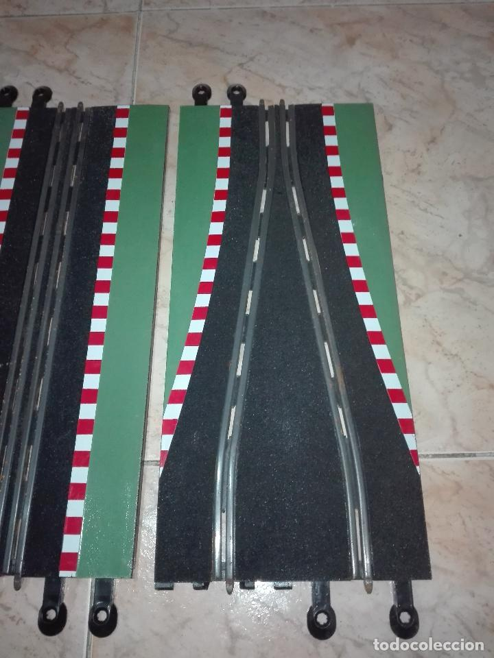 Scalextric: SCALEXTRIC Tecnitoys Pistas Chicane 3 Tramos - Foto 4 - 95078499