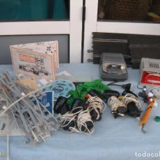 Scalextric: LOTE ACCESORIOS DESPIECE SCALEXTRIC. Lote 95906623