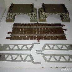 Scalextric: SCALEXTRIC TECNITOYS CAMBIO DE RASANTE PUENTE BADEN. Lote 96814951