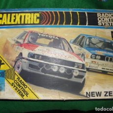 Scalextric: SCALEXTRIC NEW ZELAND - SOLO PARTE DE ARRIBA DE LA CAJA. Lote 97067711