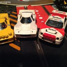 Scalextric: SCALEXTRIC PARA PIEZAS.. Lote 97462619