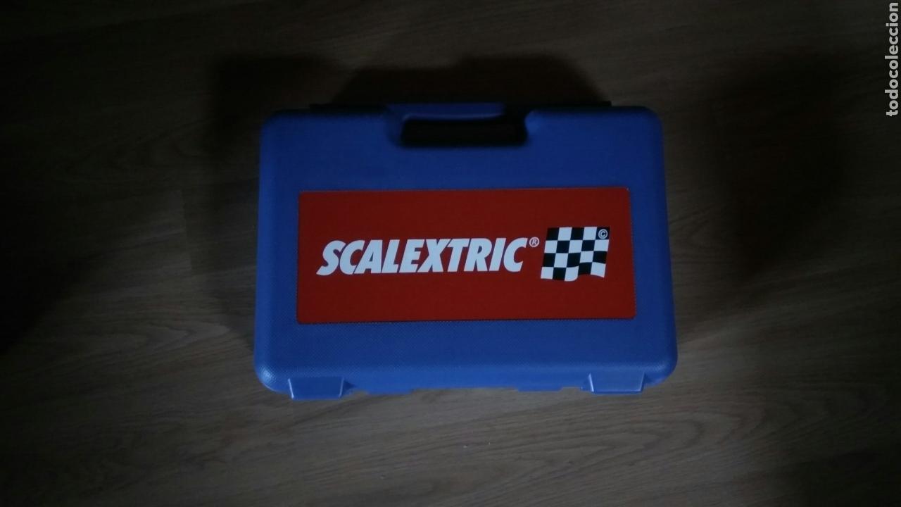 MALETIN PLANETA SCALEXTRIC (Juguetes - Slot Cars - Scalextric Pistas y Accesorios)