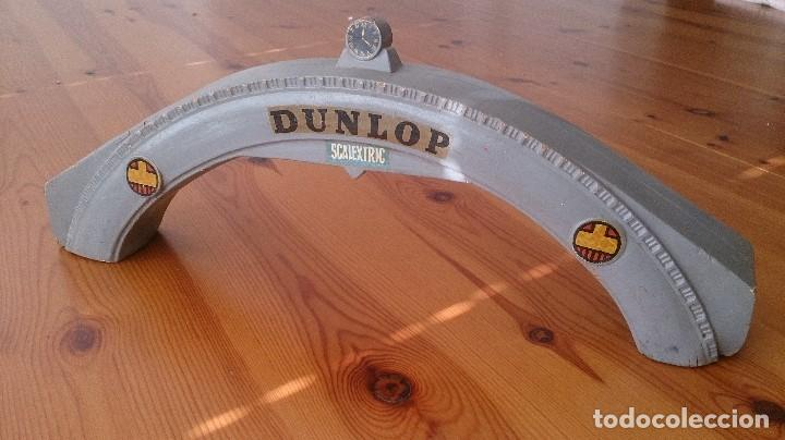 Scalextric: PUENTE DUNPLOP SCALEXTRIC TRI-ANG MM/A220 - Foto 6 - 97925471