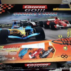 Scalextric: SCALEXTRIC GO AÑOS 80 COMPLETO. Lote 98768327
