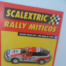 Scalextric: SCALEXTRIC RALLY MITICOS Nº 30. Lote 99310959