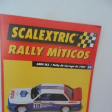 Scalextric: SCALEXTRIC RALLY MITICOS Nº 14. Lote 99317567