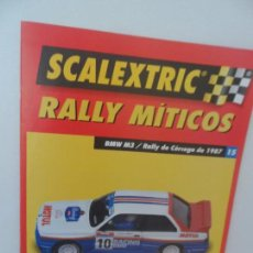 Scalextric: SCALEXTRIC RALLY MITICOS Nº 15. Lote 99317631