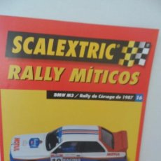 Scalextric: SCALEXTRIC RALLY MITICOS Nº 17. Lote 99317711