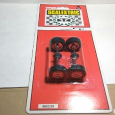 Scalextric: EJES CAMION MERCEDES SCALEXTRIC TYCO REF. 8692. Lote 99906147