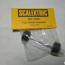 Scalextric: EJE DELANTERO FERRARI GTO SCALEXTRIC EXIN REF. 6049. Lote 126266486