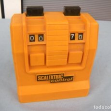 Scalextric: SCALEXTRIC CONTROL CUENTA VUELTAS. Lote 100661875