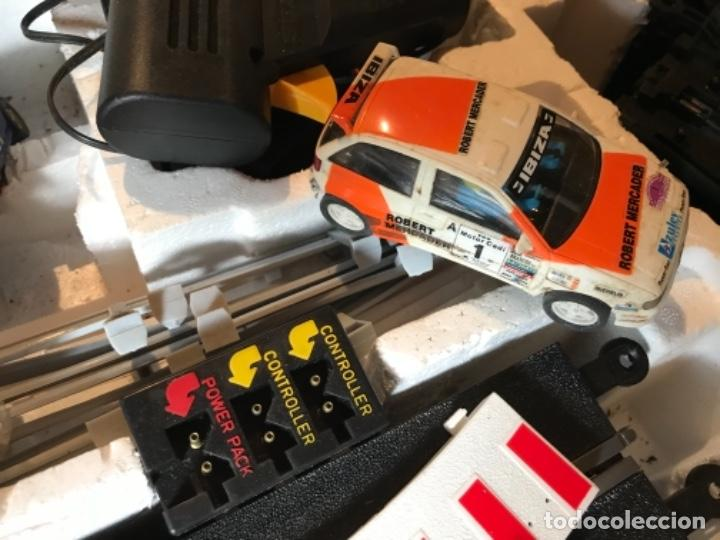 Scalextric: Excalextric con cinco coches - Foto 2 - 102507843