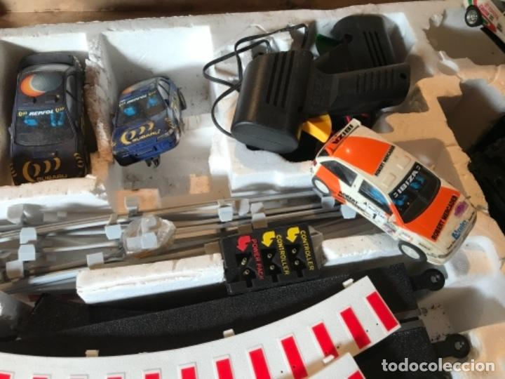 Scalextric: Excalextric con cinco coches - Foto 6 - 102507843