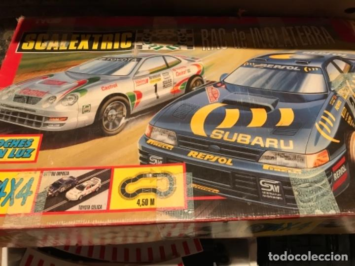 Scalextric: Excalextric con cinco coches - Foto 9 - 102507843