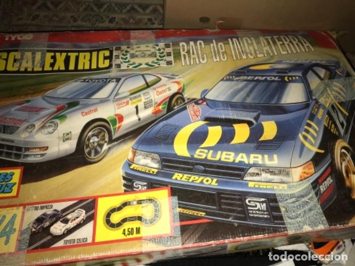 Scalextric: Excalextric con cinco coches - Foto 10 - 102507843