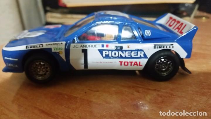 PIONEER TOTAL DE RG.56 (Juguetes - Slot Cars - Scalextric Pistas y Accesorios)