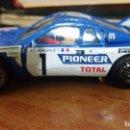 Scalextric: PIONEER TOTAL DE RG.56. Lote 103418671