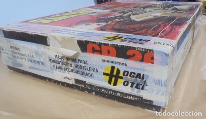 Scalextric: CAJA DE SCALEXTRIC GP-26 CON ALGUNAS PIEZAS. LAS DE LA FOTOS. VER - Foto 8 - 103919855
