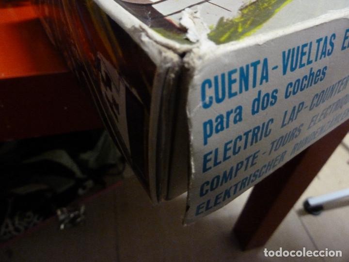 Scalextric: SCALEXTRIC - EXIN - CUENTAVUELTAS - A-268 - Foto 2 - 104089899