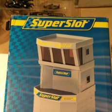 Scalextric: SUPERSLOT TORRE DE CONTROL SCALEXTRIC UK S8319....SLOT. Lote 104318607