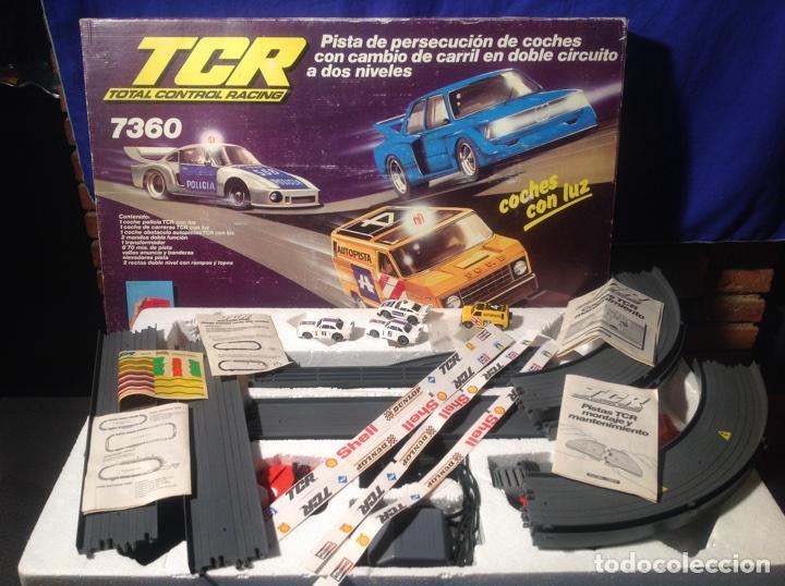 Circuito scalextric tcr 7360 - Vendido en Venta Directa