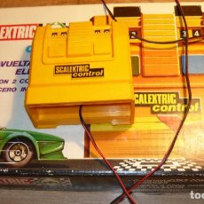 Scalextric: CUENTAVUELTAS ELECTRICO SCALEXTRIC. Lote 104727119