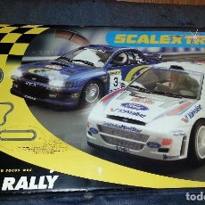 Scalextric: CIRCUITO DE SCALEXTRIC WORL RALLY C1048. Lote 105861731