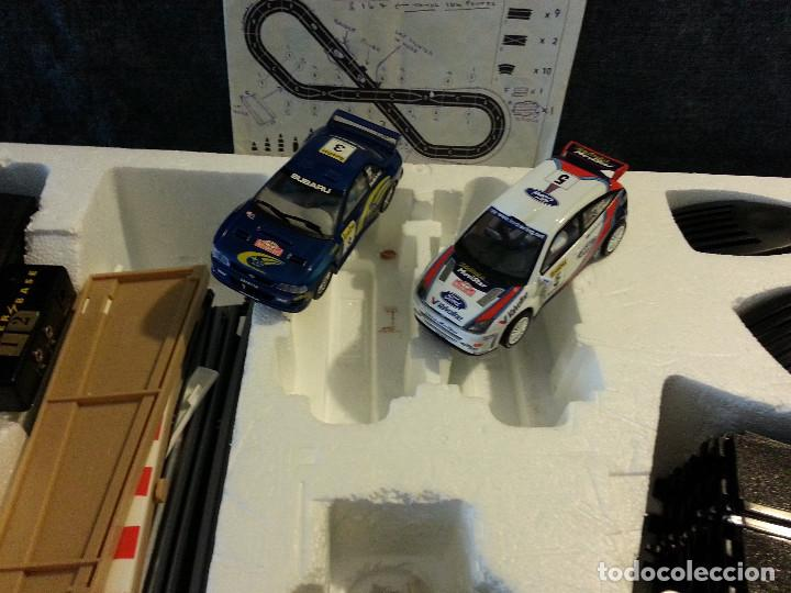 Scalextric: CIRCUITO DE SCALEXTRIC WORL RALLY C1048 - Foto 5 - 105861731